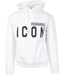 dsquared2 100% cotton hoodie