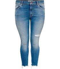jeans cartara life regular slim cropped jeans