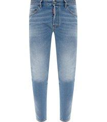 skater jean stonewashed jeans
