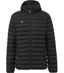 chaqueta fibra ultraligera sindu negro izas outdoor