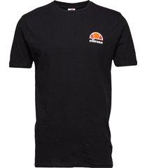 el canaletto t-shirts short-sleeved svart ellesse