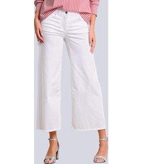 jeans alba moda offwhite