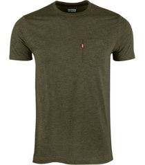 levi's men's heathered pocket t-shirt