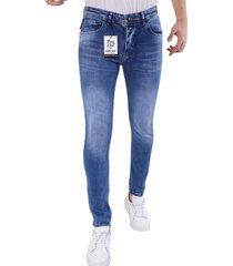 nette stretch heren jeans - slim fit - 5307