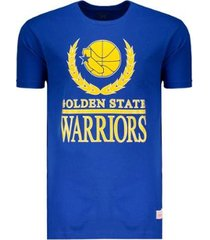 camiseta mitchell & ness nba golden state warriors masculina