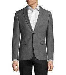 astian-hets slim-fit wool jacket