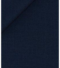 pantaloni da uomo su misura, reda, icon blu twill, quattro stagioni | lanieri