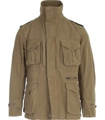 overdyed corbridge fill jacket
