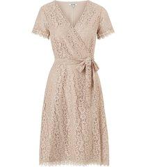 spetsklänning joana wrap dress