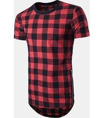 t-shirt manica lunga estiva modello a maniche lunghe da uomo, modello 7864349