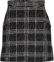 porsha skirt kort kjol svart nué notes