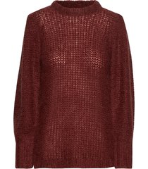 tamira gebreide trui rood custommade