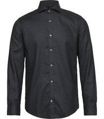 trostol bc1 overhemd casual zwart matinique