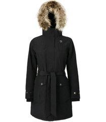 abrigo mujer new abbie negro doite