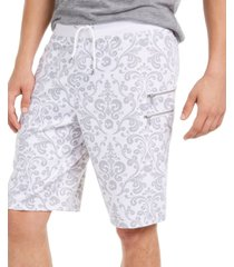 inc men's paisley shorts, created for macy's