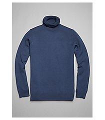traveler collection merino wool turtleneck men's sweater - big & tall