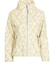 fleece jack patagonia w's divided sky jacket