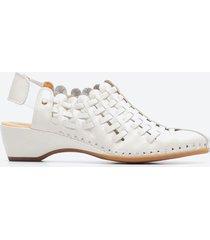 zapato casual mujer pikolinos z024 blanco