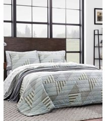 eddie bauer cannon beach quilt set, king