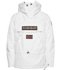 skidoo 2 outerwear jackets anoraks wit napapijri