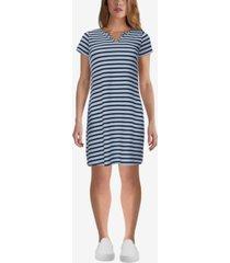 ruby rd. petite maritime striped dress