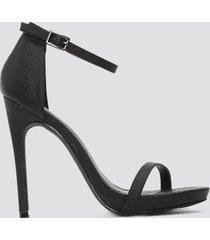 vanessa moe x na-kd the high heel - black