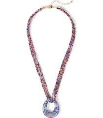 rainbow breeze necklace