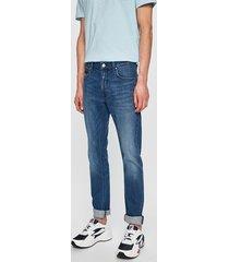 lee - jeansy luke zip pocket