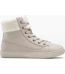 sneaker alte (grigio) - bpc bonprix collection
