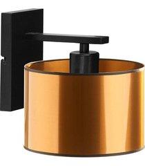lampa ścienna split mirror