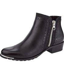 boots med utbytbar onair-fotbädd caprice svart