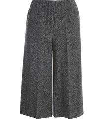 seventy elastic waist skirt