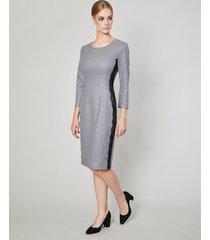 sukienka pasaje grey