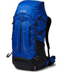 mochila columbia trail elite 55l backpack azul - azul - dafiti