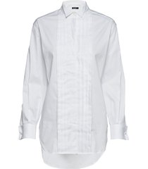 kolv co overhemd met lange mouwen wit tiger of sweden