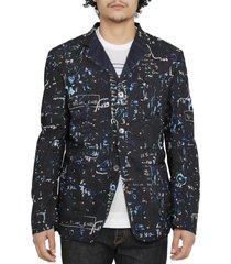 junya watanabe colourful jacket