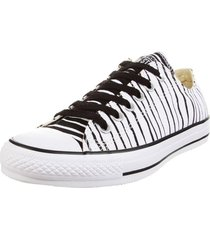 zapatilla blanca converse chuck taylor all star ox