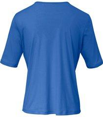 shirt van efixelle blauw