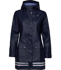 coast rain jacket outerwear rainwear rain coats blå sebago