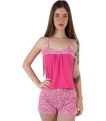 0eb033853dfffe pijama linha noite de malha feminino