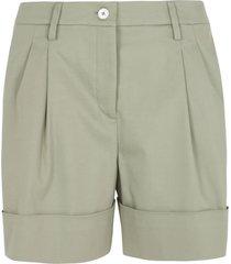 fay folded cuff shorts