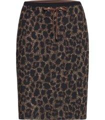skirt medium length classic knälång kjol svart betty barclay