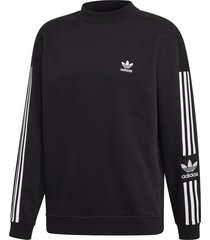 buzo negro adidas originals tech crew