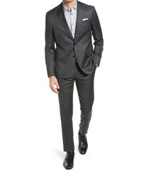 men's ted baker london roger extra trim fit wool suit