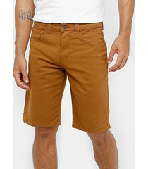 bermuda billabong clay masculina