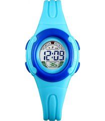 relógio  skmei digital 1479 azul