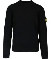 stone island 100% cotton sweater
