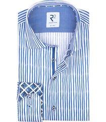 blauw wit gestreept shirt r2