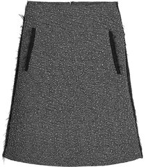cuspide kort kjol grå max&co.