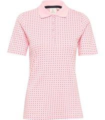 polo shirt t-shirts & tops polos rosa brandtex